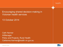 Cath-Harmer-Encouraging-shared-decision-making-in