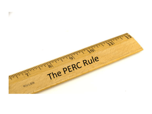 the PERC PowerPoint Presentation