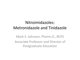 and feeding metronidazole breast