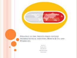 Strategy in the twenty-first century pharmaceutical industry