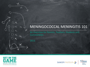 - Voices of Meningitis