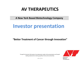 AVTH ppt JAN 2014w_cons