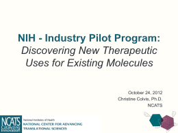 slides - Collaborative Drug Discovery