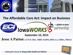 Iowa Works-ECI - Associations Marketing Group, Inc.