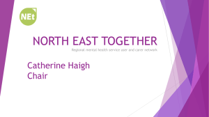 NORTH EAST TOGETHER