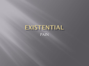 Tiller: Existential Pain Power Point