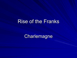 Charlemagne and Feudalism