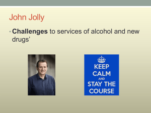 John Jolly, CEO Blenheim CDP - Challenges to