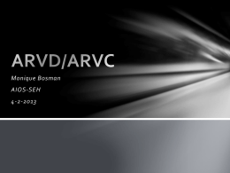 ARVD/ARVC - WordPress.com