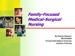 11 - Family-Focused Med