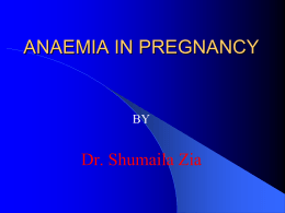 Anaemia-In-Pregnancy-DrSZ