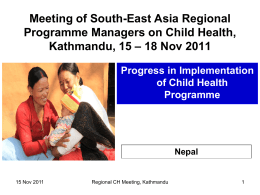 Nepal child health presentation-15