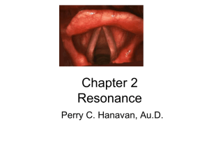 Chapter 3 Vocal Folds