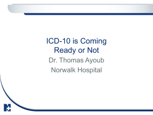 ICD-10-Launch-Presentation