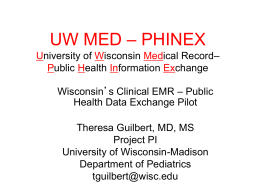 uw med - UW Family Medicine - University of Wisconsin–Madison