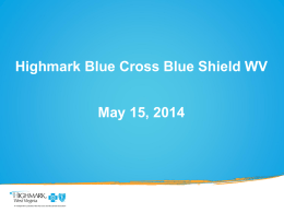 Joyce Landers Highmark Blue Cross