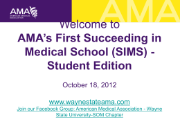 Medical Students - American Medical Association