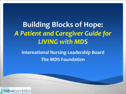 MDS - Knowledgevision