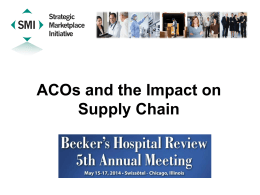 3 - Becker`s Hospital Review