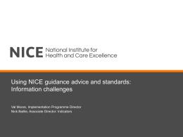 NICE - HC2013