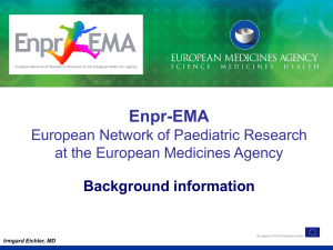 Background information - European Medicines Agency