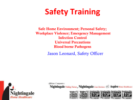 bloodborne pathogens policy template - isem sop template uci environmental health safety