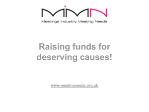 MIMN Charity Partners