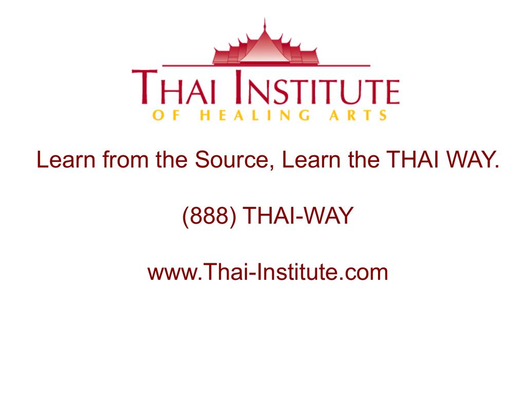 The Old Medicine Hospital - (TI) - thai