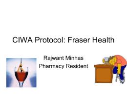 CIWA - WordPress.com