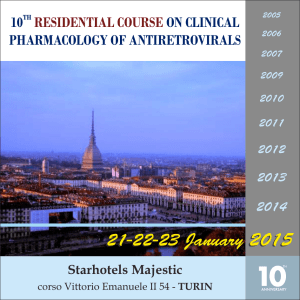Download Course Program - 10th Residential Course on Clinical