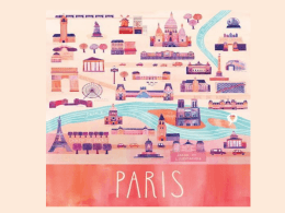 Getting to know Paris