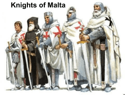 Knights of Malta Knights of Malta