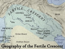 fertile crescent notes pp new