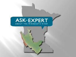 What is Agricultural Drainage? - Minnesota River Basin Data Center
