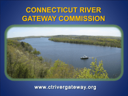 Connecticut River Gateway Commission
