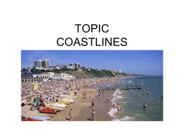 TOPIC COASTLINES