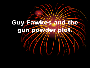 Guy Fawkes by Rory