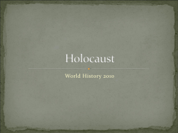 Holocaust Part 1 holocaust11