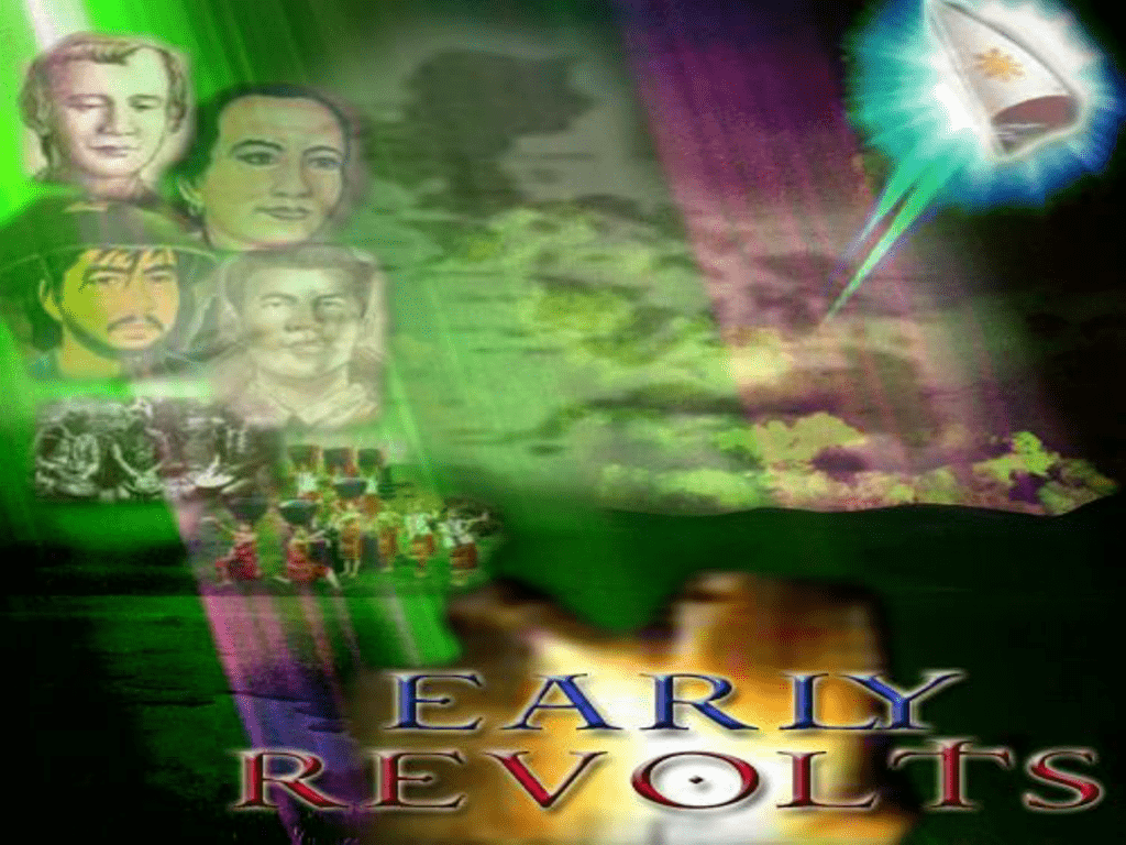 EARLY REVOLTS in the PHILIPPINES 2