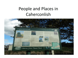 People and Places in Caherconlish