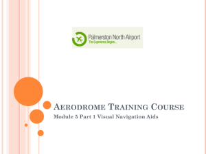 Aerodrome Inspectors Training Course