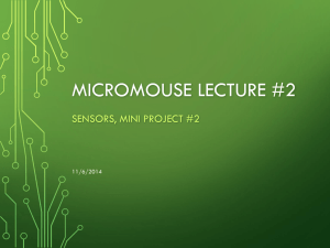 Micromouse_Lecture_2