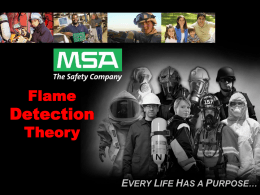 Flame Detection Theory