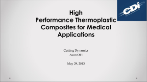 (PPT, Unknown) - Thermoplastic Composites by Cutting