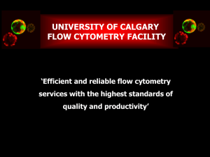 the World of Flow Cytometry - flowcytometry..flowcytometry.