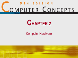 Chapter Two PowerPoint Slides