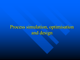 Process Simulation