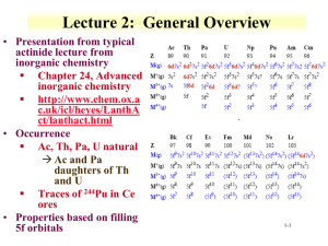 Lecture 1: RDCH 710 Introduction
