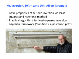 Lecture for Friday 9 Aug (PowerPoint)