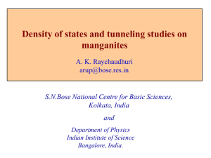 AKraychaudhury - SN Bose National Centre for Basic Sciences